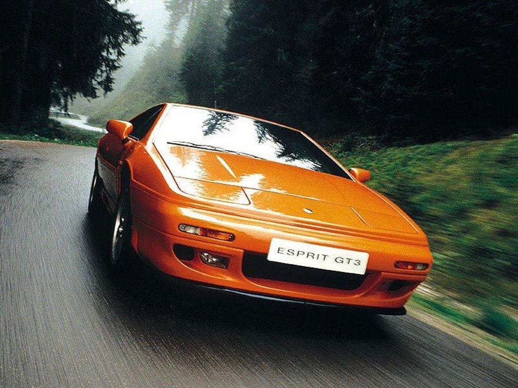 Vehicles Wallpaper: Lotus Esprit