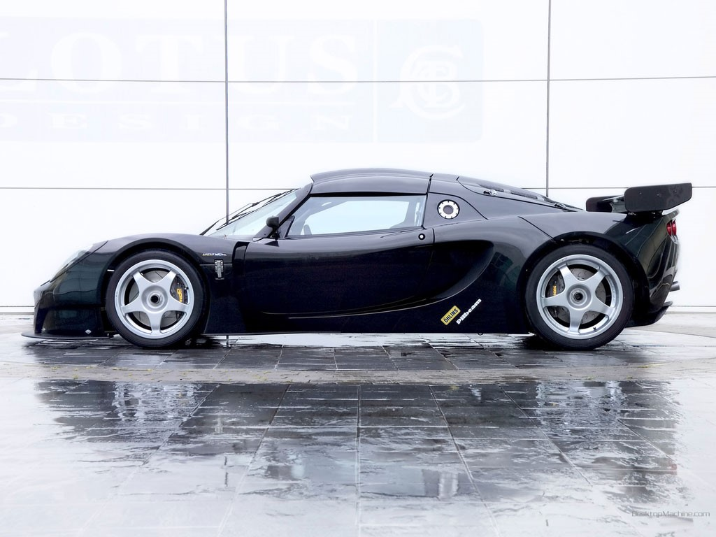 Vehicles Wallpaper: Lotus Exige