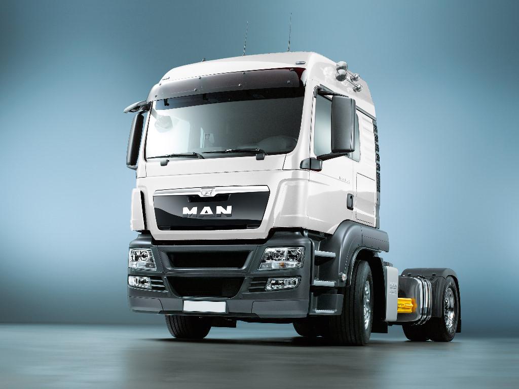 Vehicles Wallpaper: Truck - MAN