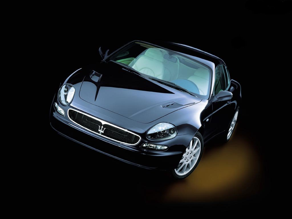 Vehicles Wallpaper: Maserati 3200 GT Spyder