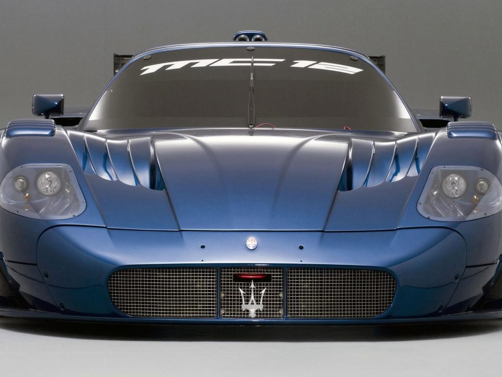 Vehicles Wallpaper: Maserati