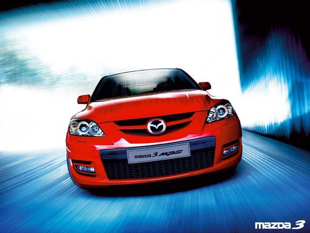 Vehicles Wallpaper: Mazda