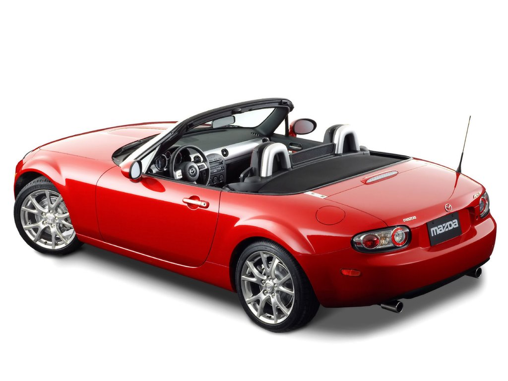 Vehicles Wallpaper: Mazda