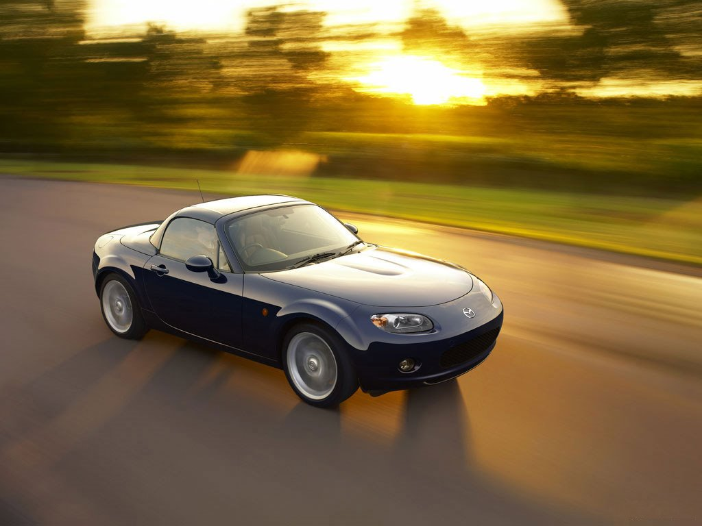 Vehicles Wallpaper: Mazda MX-5