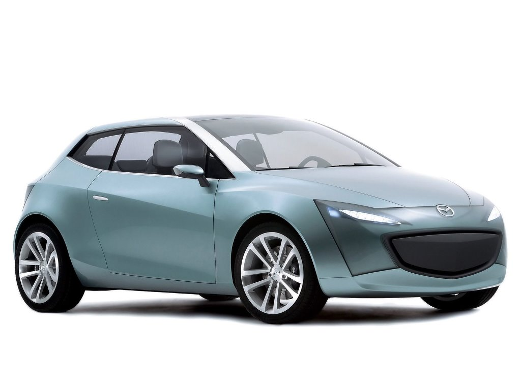 Vehicles Wallpaper: Mazda Sassou - Concept