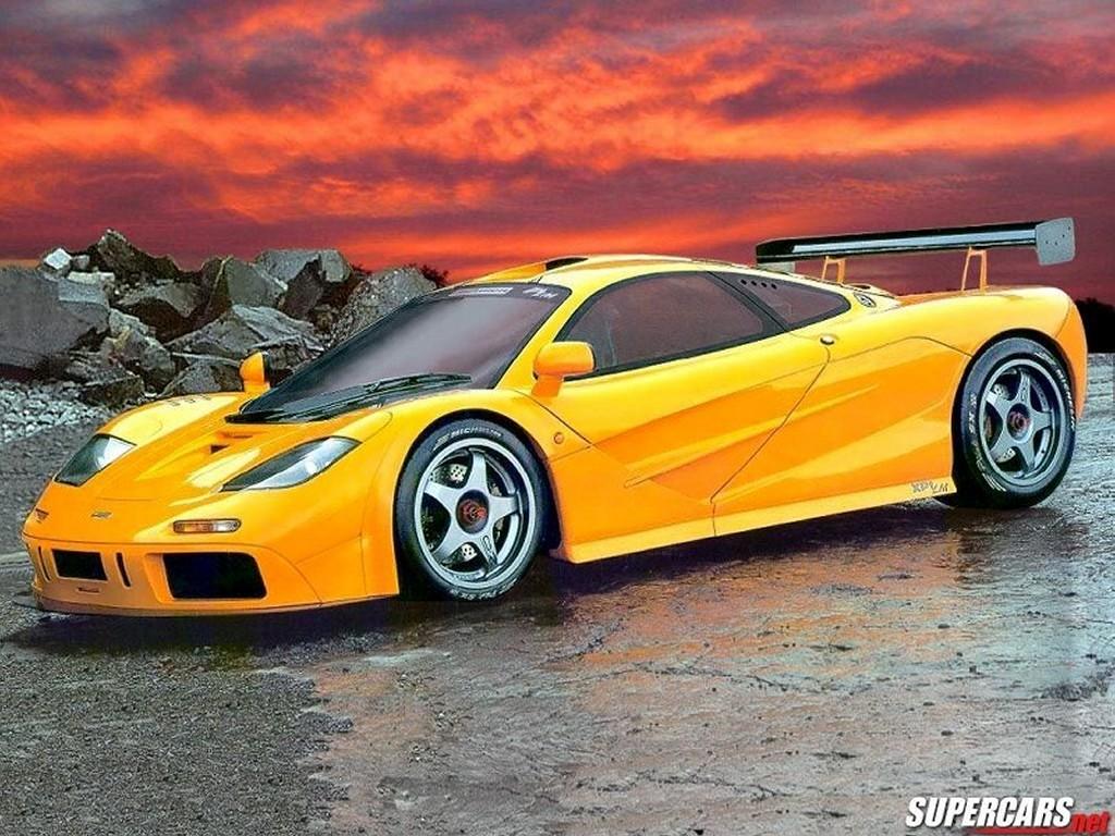 Vehicles Wallpaper: McLaren