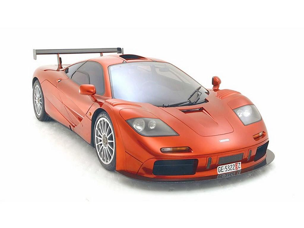 Vehicles Wallpaper: Mclaren F1
