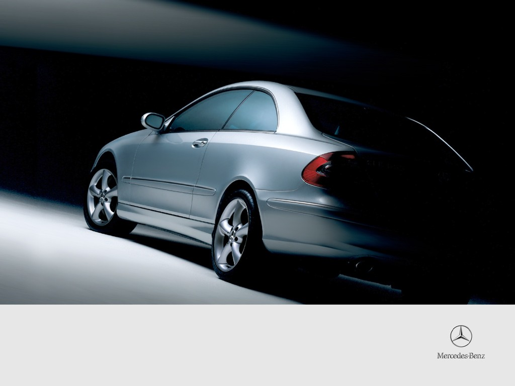 Vehicles Wallpaper: Mercedes Benz