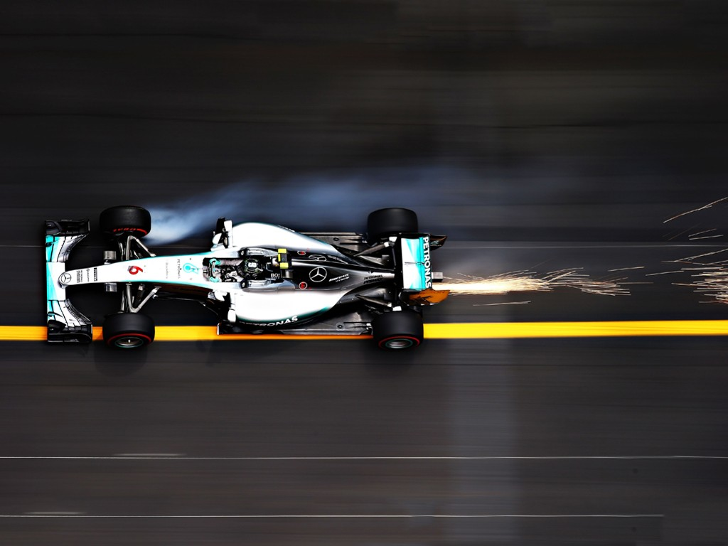 Vehicles Wallpaper: F1 - Mercedes