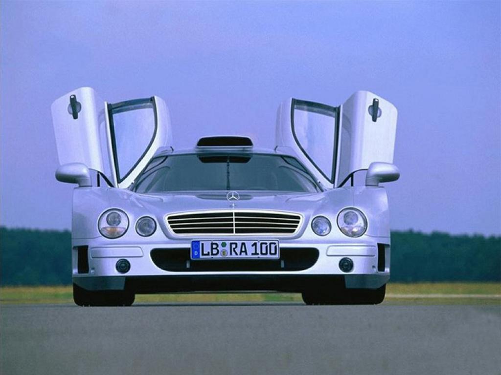 Vehicles Wallpaper: Mercedes