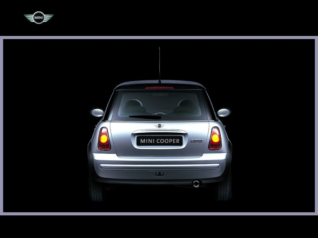 Vehicles Wallpaper: Mini Cooper