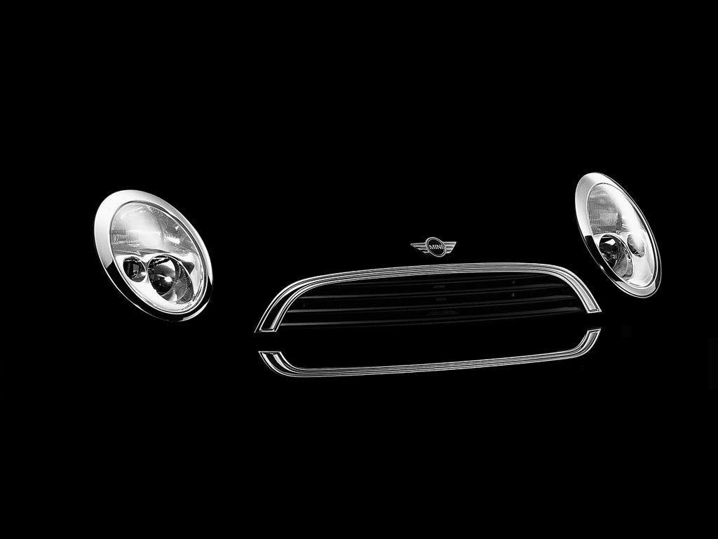 Vehicles Wallpaper: Mini - Black