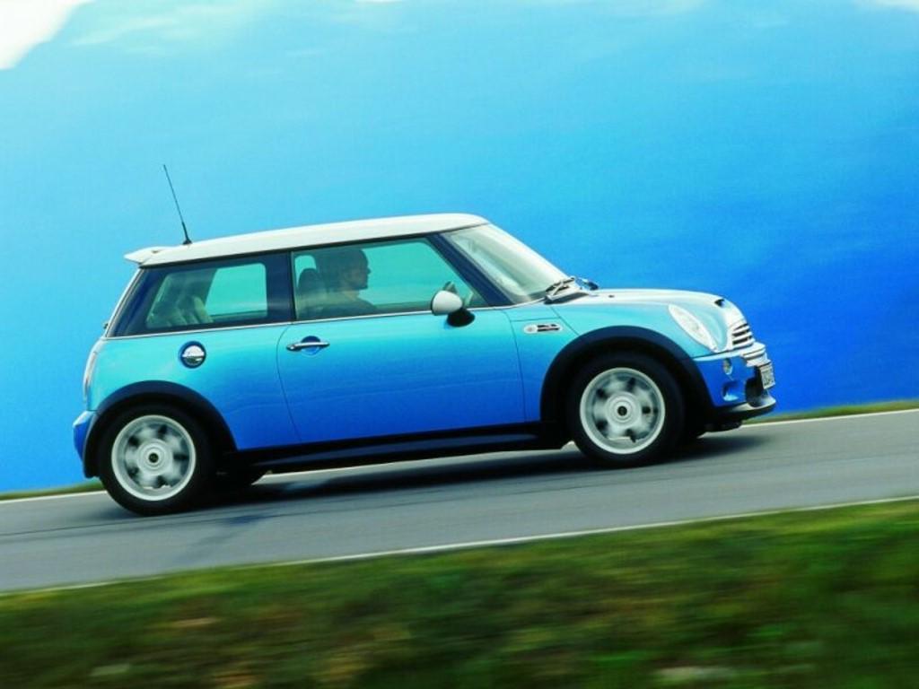 Vehicles Wallpaper: Mini Cooper