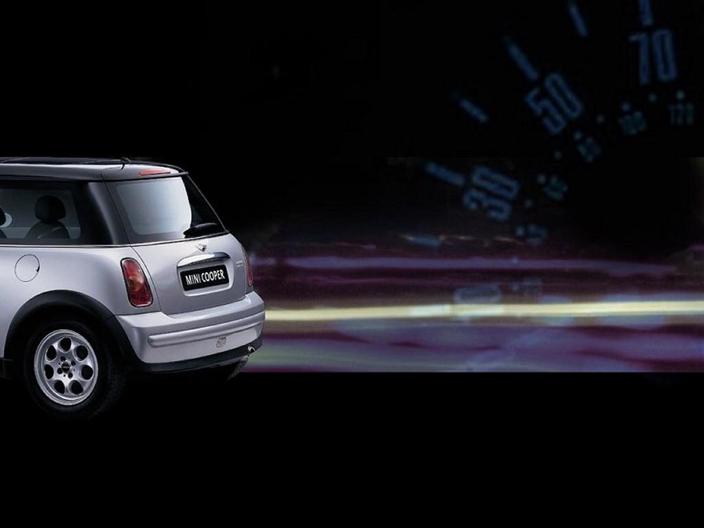 Vehicles Wallpaper: Mini-Cooper
