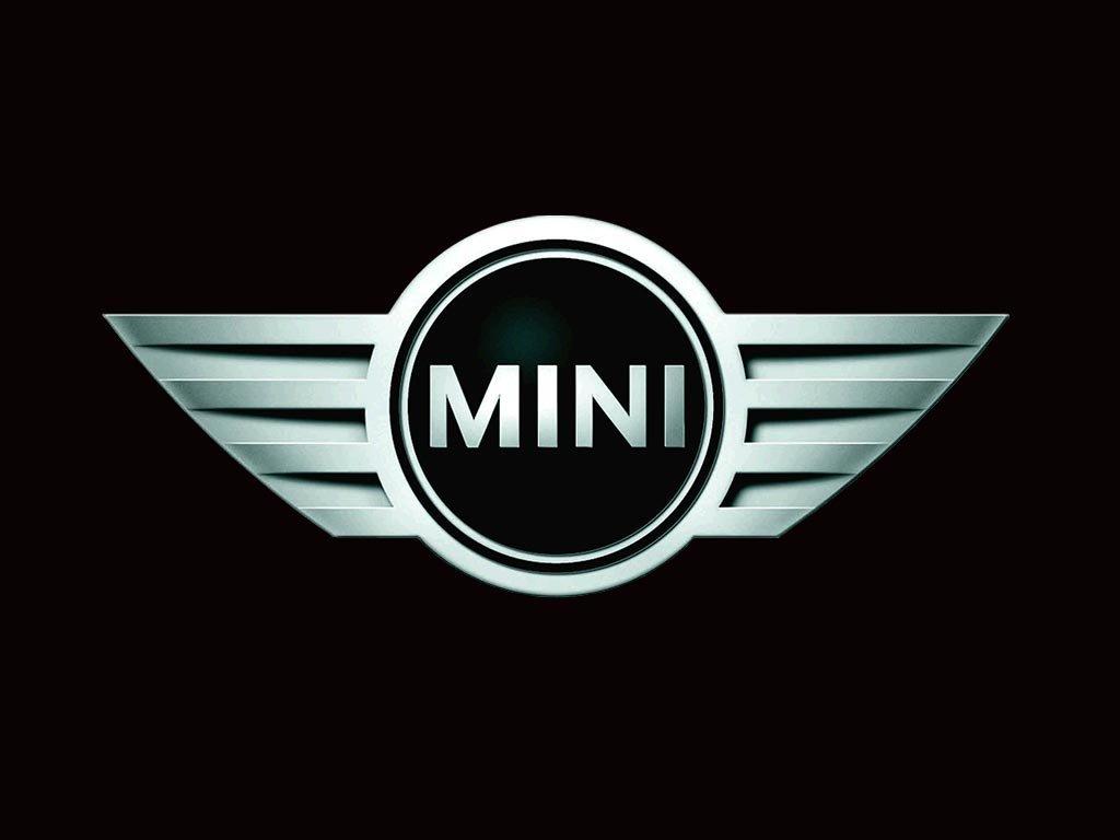 Vehicles Wallpaper: Mini - Logo