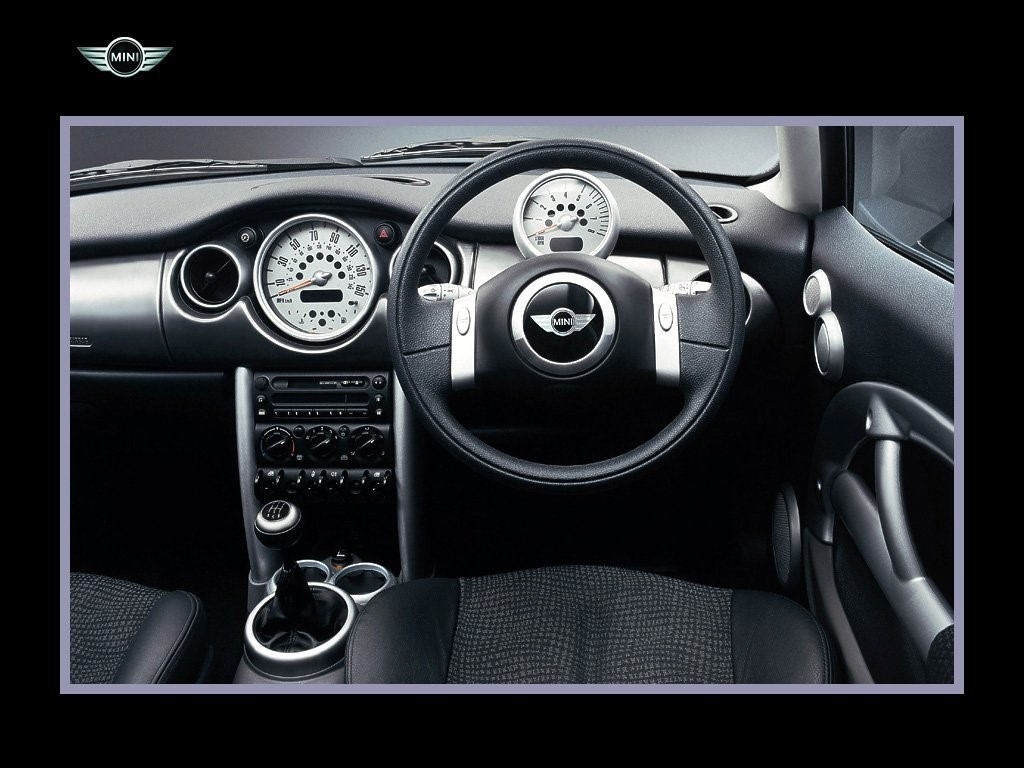 Vehicles Wallpaper: Mini - Panel
