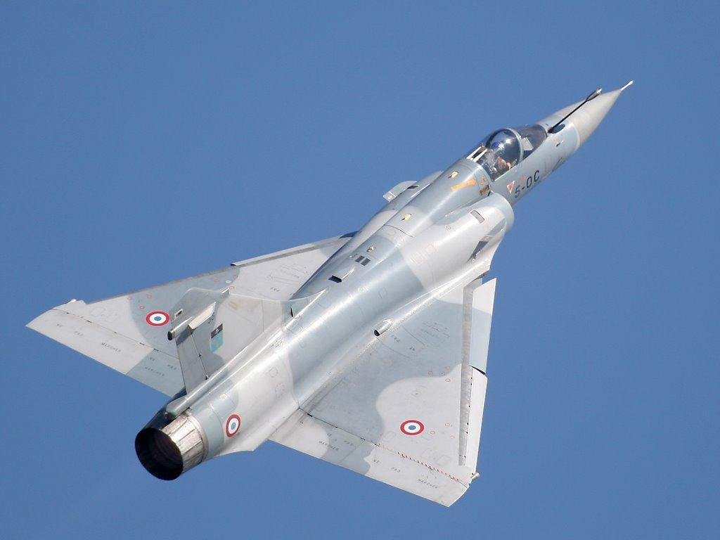 Vehicles Wallpaper: Mirage 2000