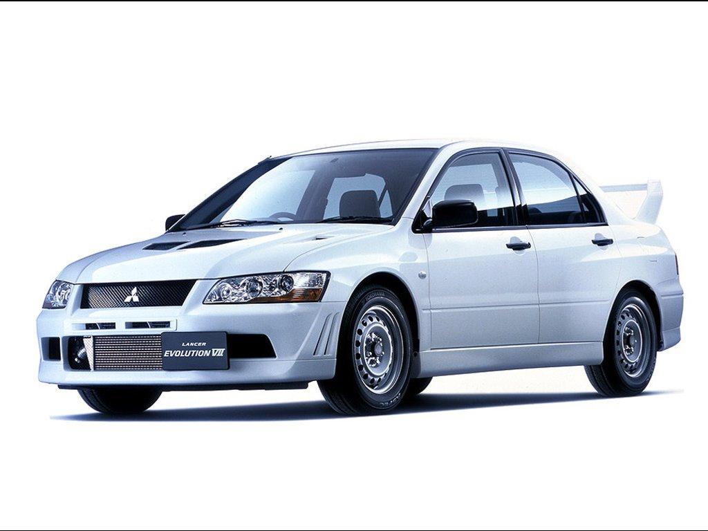 Vehicles Wallpaper: Mitsubishi - Evolution
