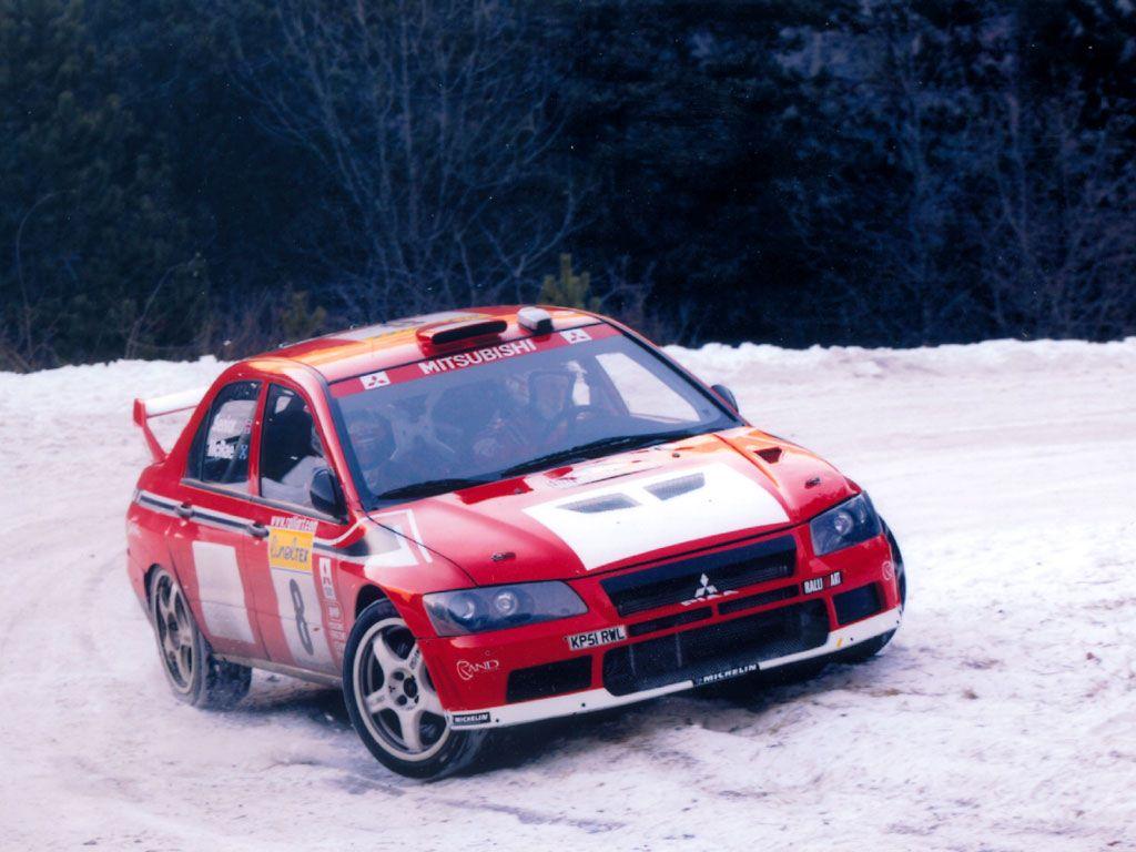 Vehicles Wallpaper: Mitsubishi Lancer