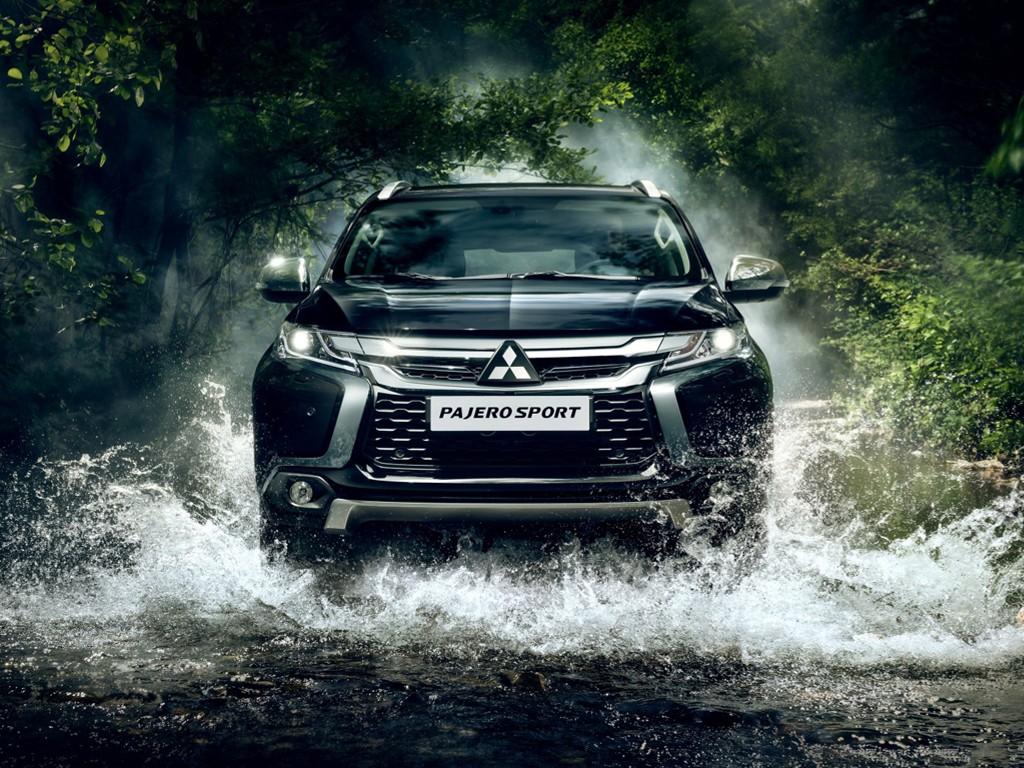 Vehicles Wallpaper: Mitsubishi Pajero Sport