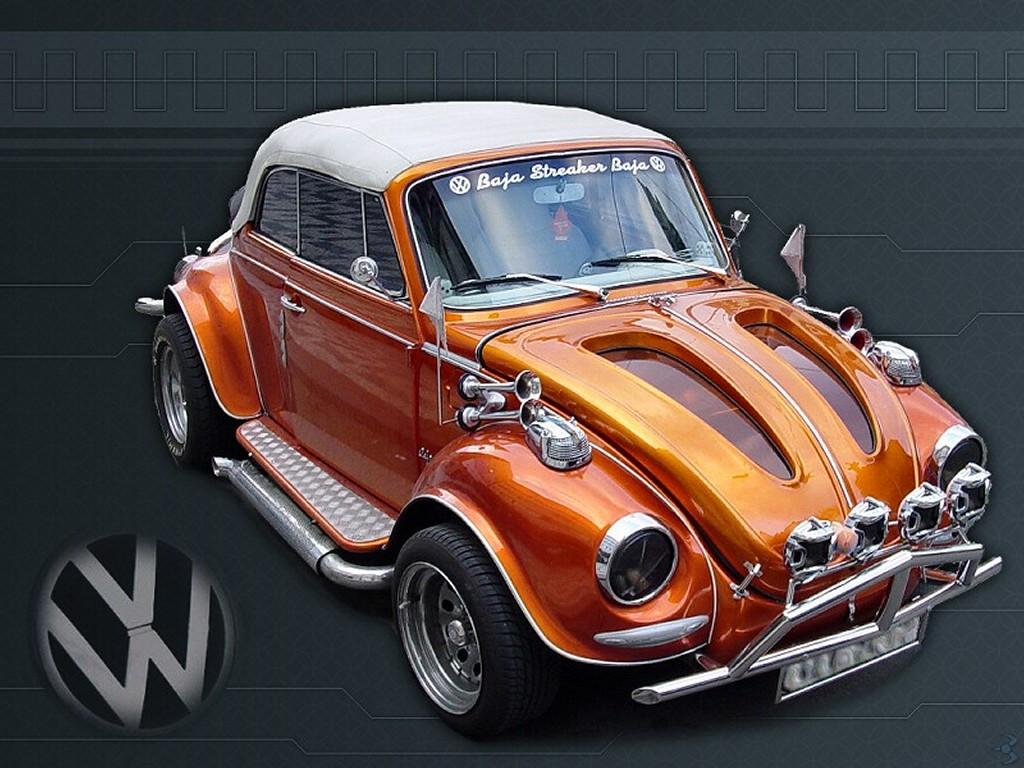 Vehicles Wallpaper: Mod Beetle