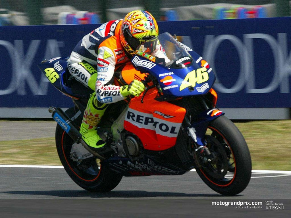 Vehicles Wallpaper: Moto Grand Prix