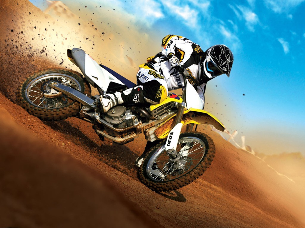 Vehicles Wallpaper: Moto Rally