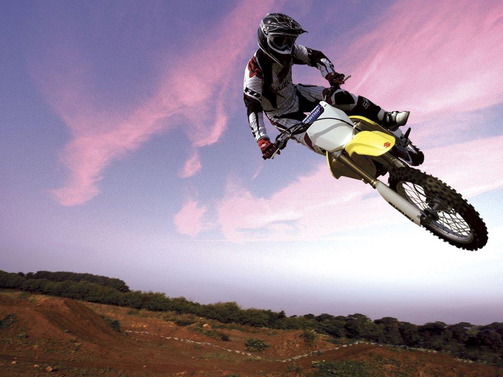 Vehicles Wallpaper: Motocross