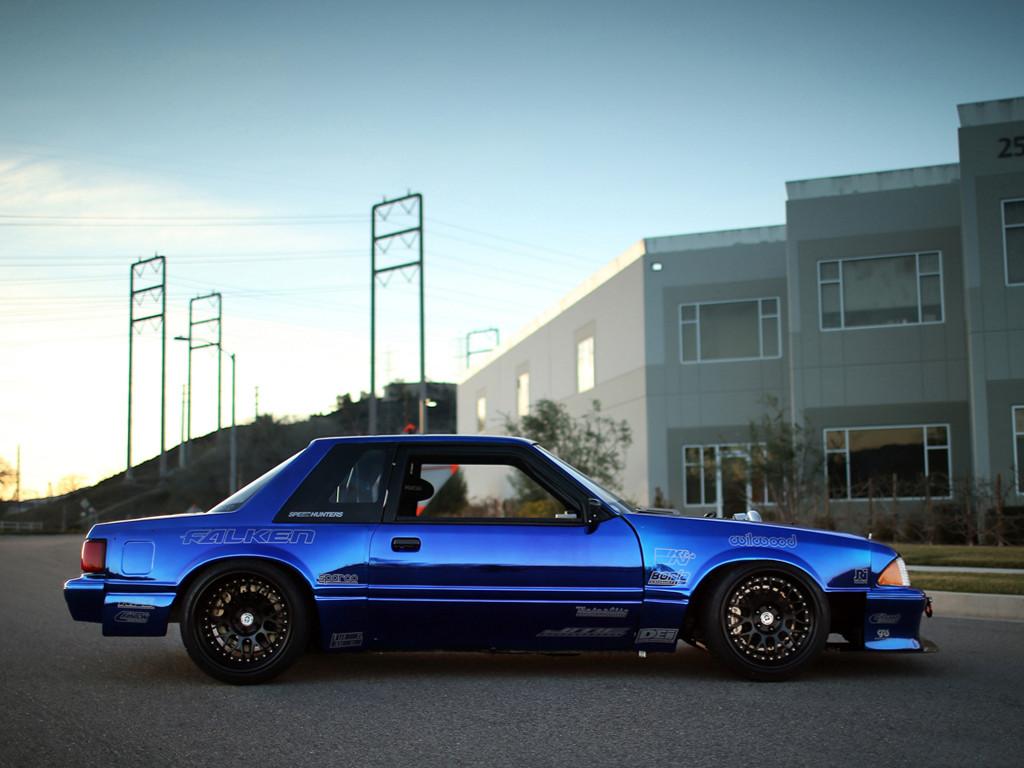 Vehicles Wallpaper: Mustang