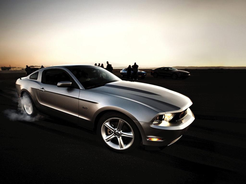 Vehicles Wallpaper: Mustang GT
