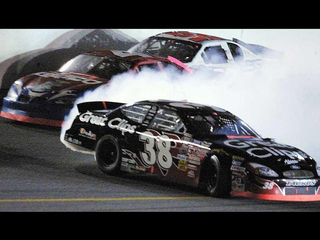 Vehicles Wallpaper: NASCAR