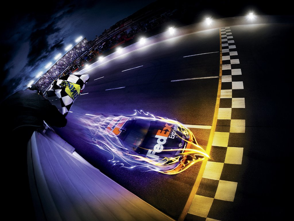 Vehicles Wallpaper: NASCAR