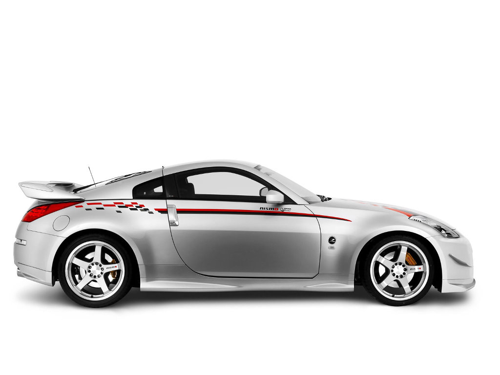 Vehicles Wallpaper: Nissan NISMO 350z