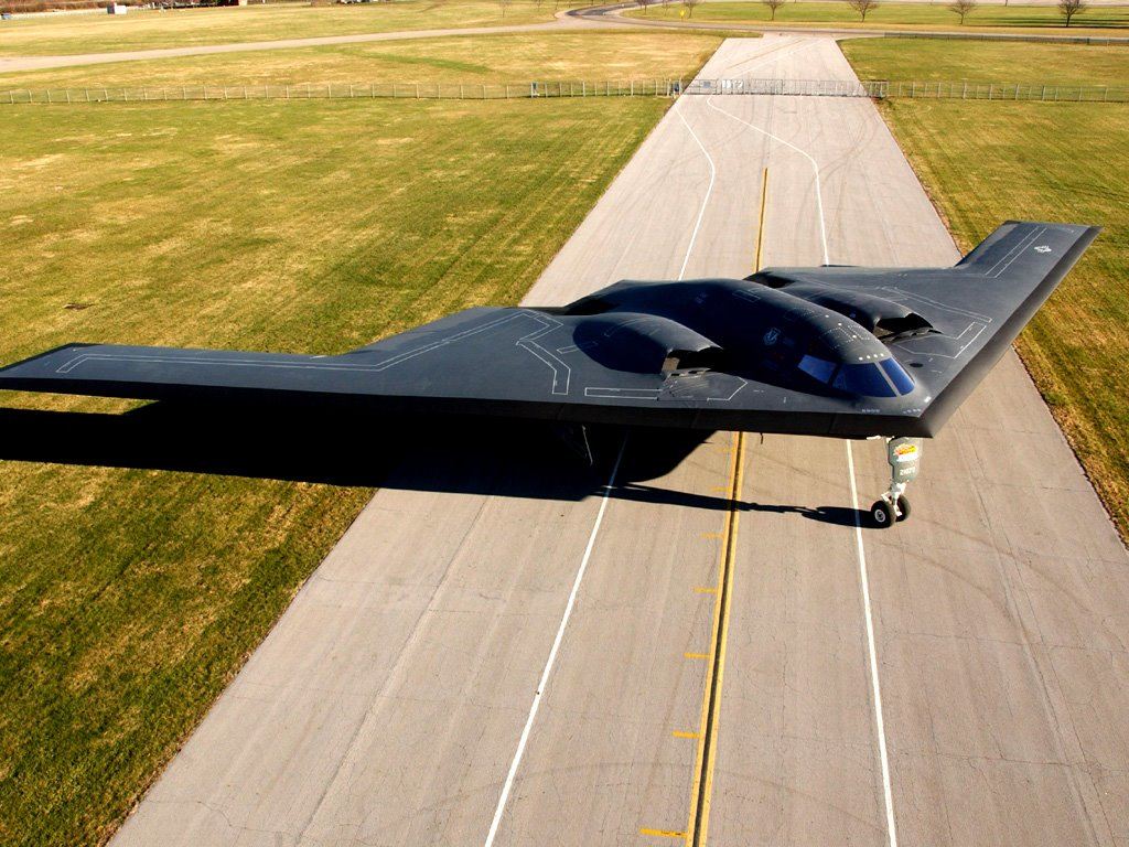 Vehicles Wallpaper: B-2 Spirit