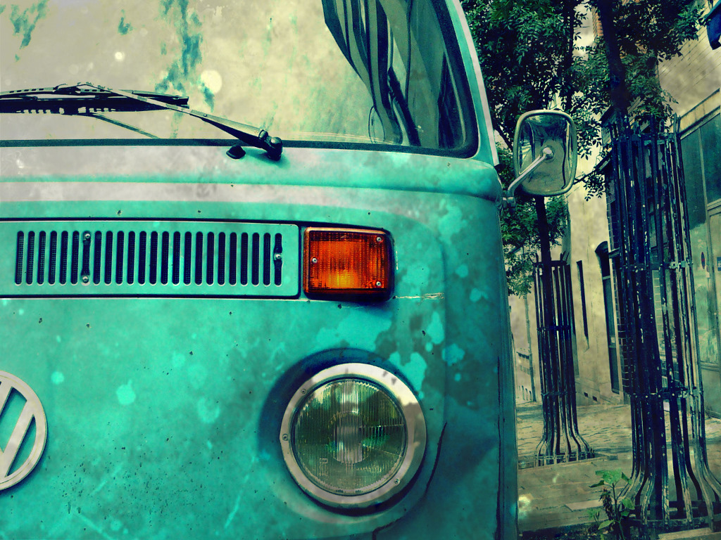 Vehicles Wallpaper: Volkswagen