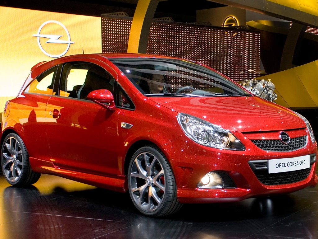 Vehicles Wallpaper: Opel Corsa