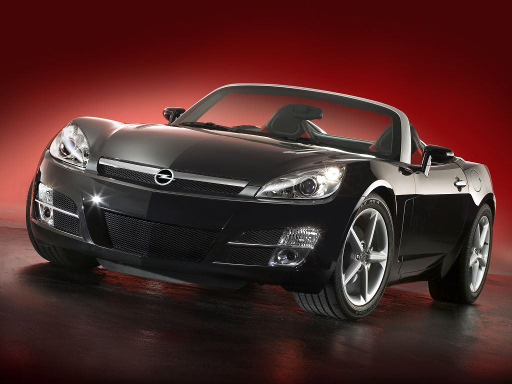 Vehicles Wallpaper: Opel GT