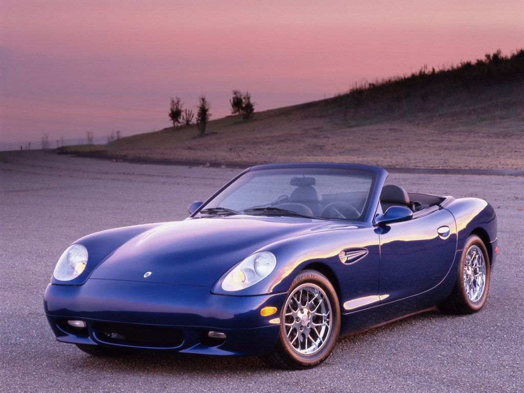 Vehicles Wallpaper: Panoz Esperante