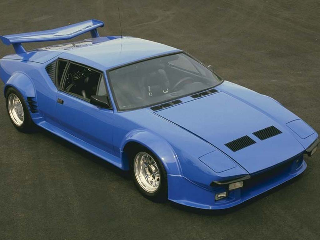 Vehicles Wallpaper: Pantera