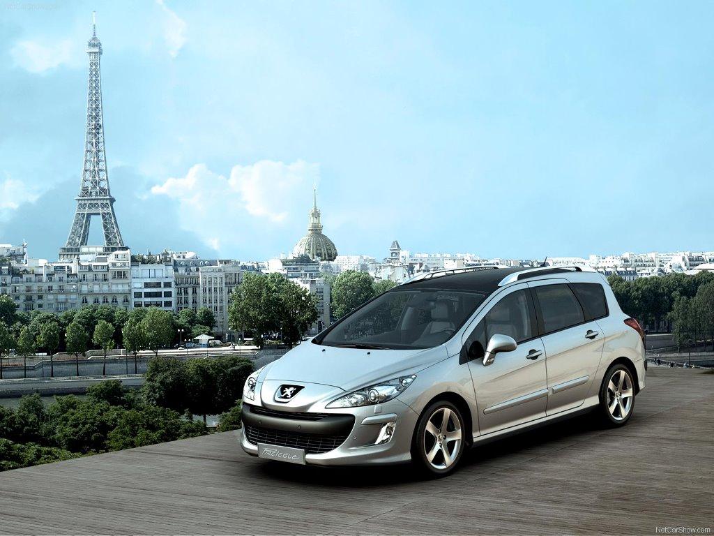 Vehicles Wallpaper: Peugeot 308