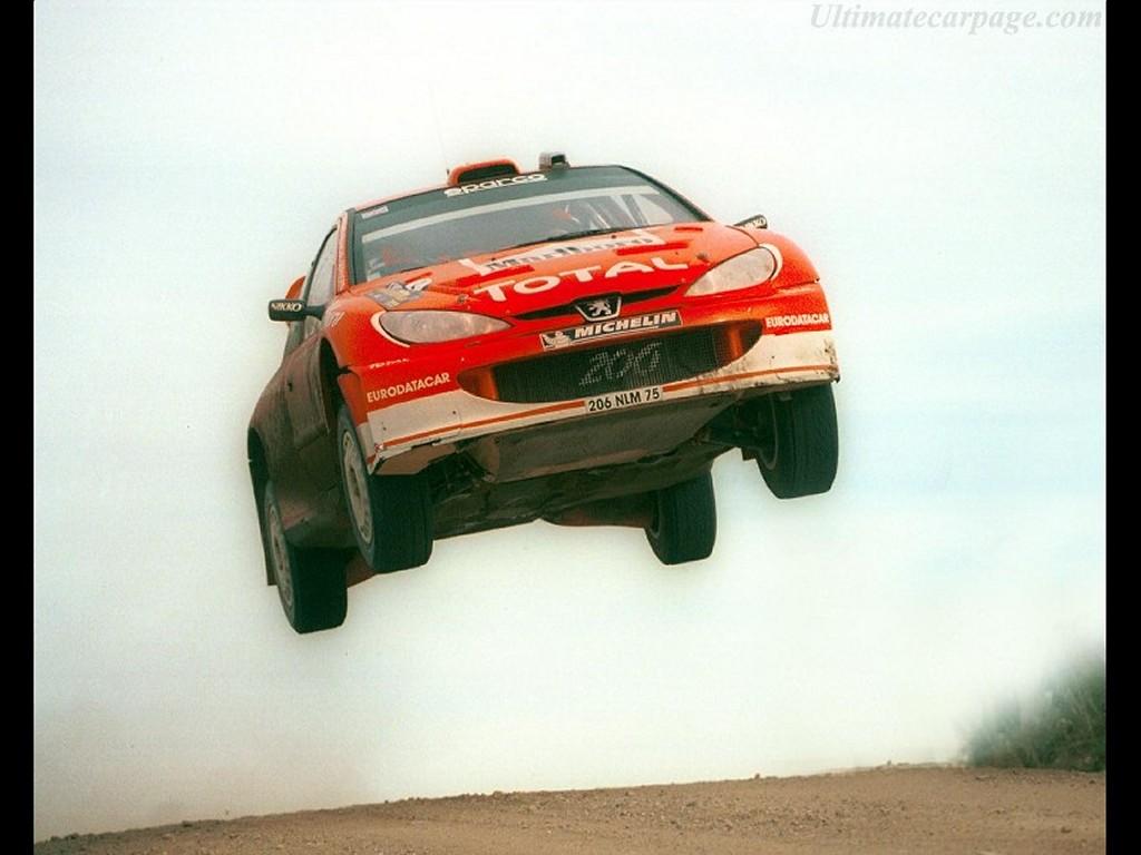 Vehicles Wallpaper: Peugeot