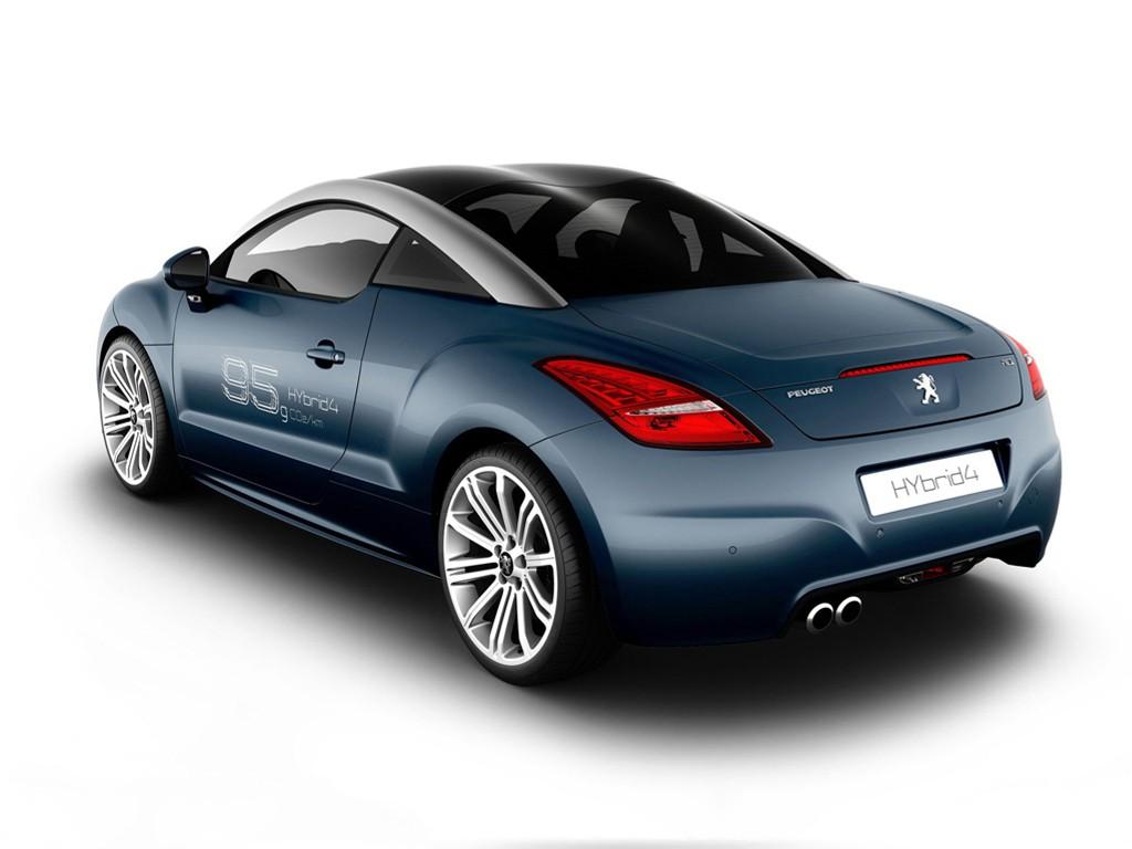 Vehicles Wallpaper: Peugeot Hybrid