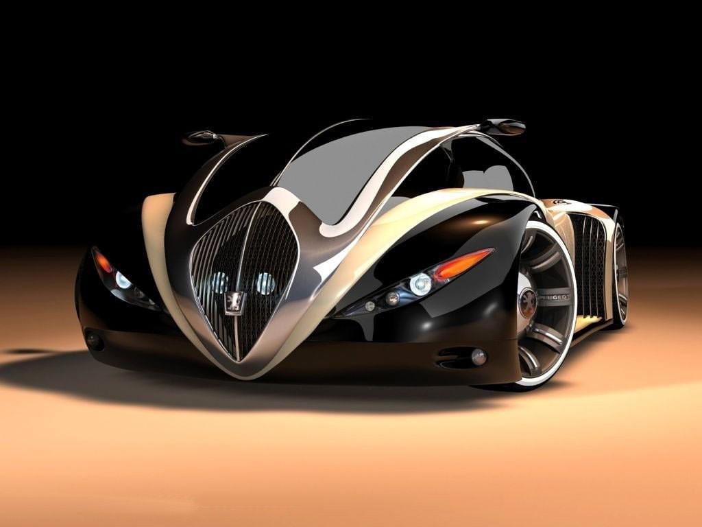Vehicles Wallpaper: Peugeot - New Concept