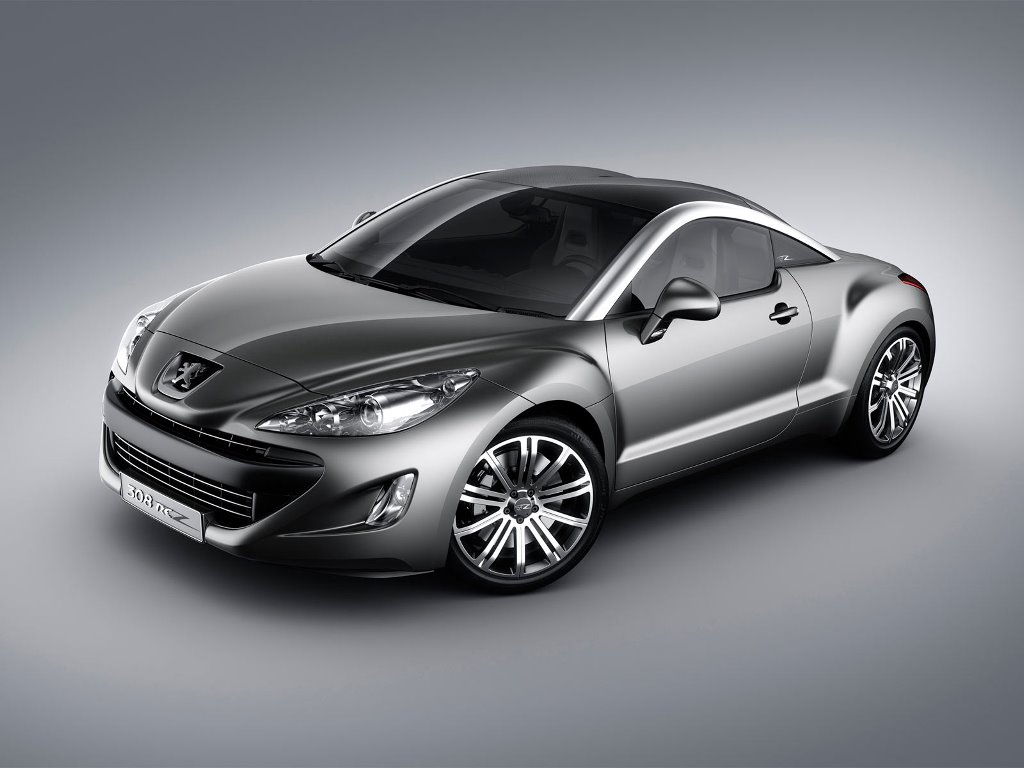 Vehicles Wallpaper: Peugeot RC Hybrid