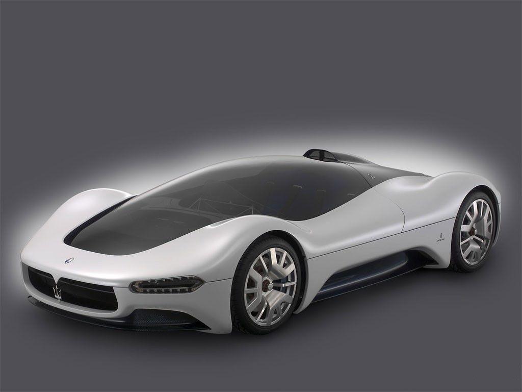 Vehicles Wallpaper: Pininfarina Birdcage - Concept
