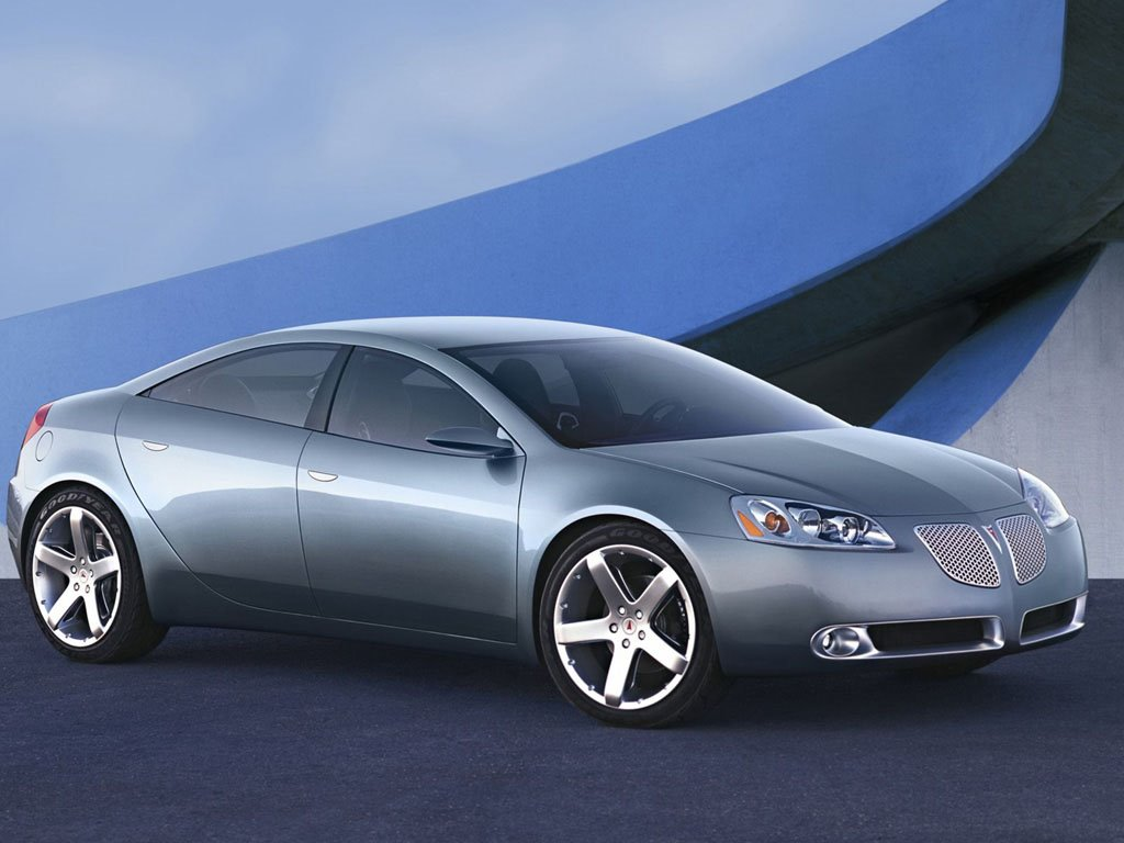 Vehicles Wallpaper: Pontiac G6