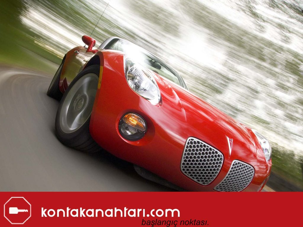 Vehicles Wallpaper: Pontiac