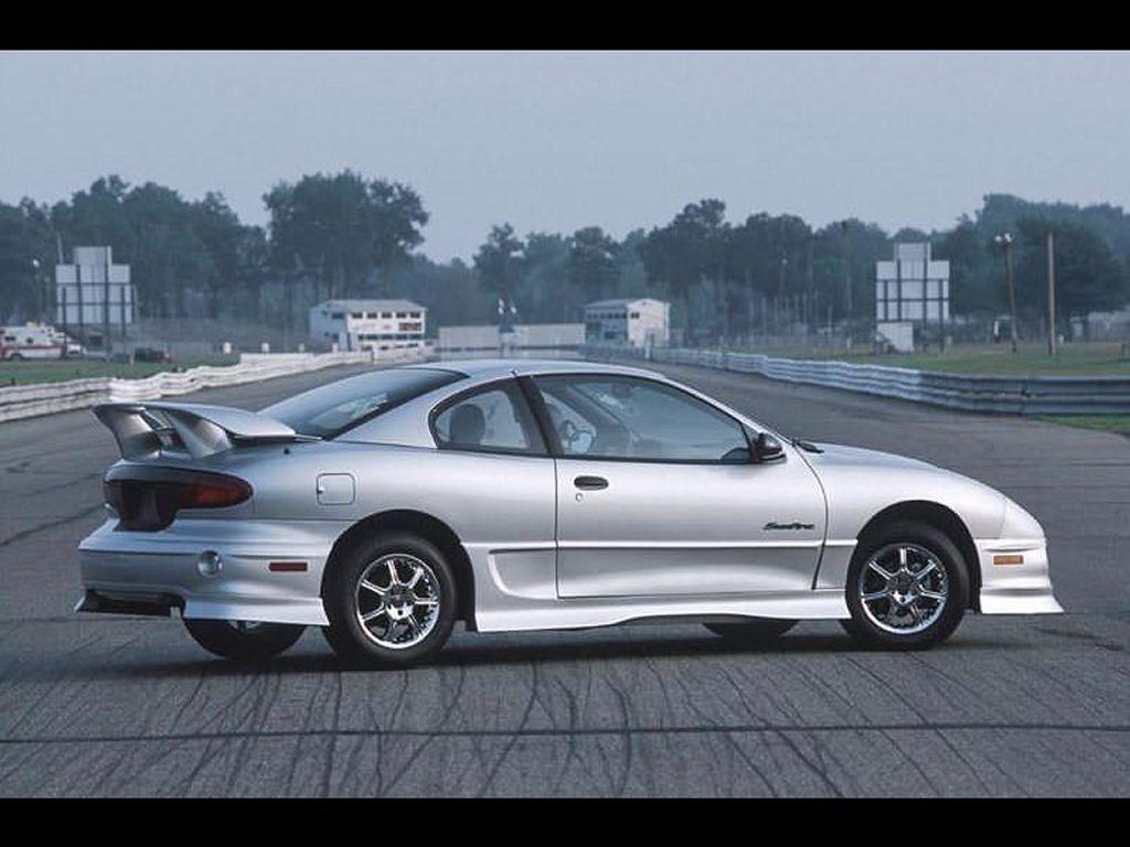 Vehicles Wallpaper: Pontiac - Sunfire