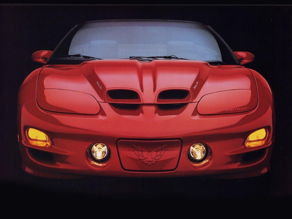 Vehicles Wallpaper: Pontiac Trans Am