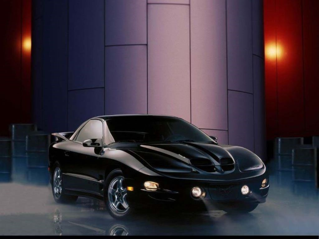 Vehicles Wallpaper: Pontiac